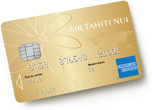 ATN American Express Gold